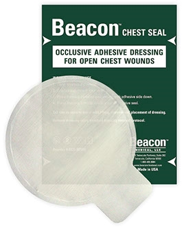 Beacon - non vented chest seal