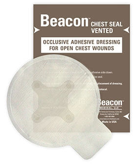 Beacon - vented chest seal